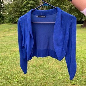 Sweaters - Crop cardigan